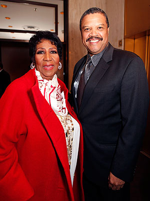 Aretha Franklin to Wed Willie Wilkerson
