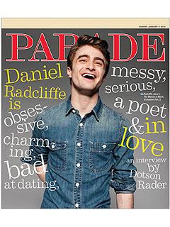 Daniel Radcliffe: I'm Crap at Dating | Daniel Radcliffe