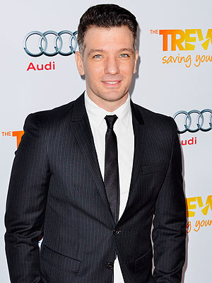 JC Chasez Saves a Baby on a Beach