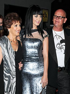 Katy Perry's Parents Mum on Her Divorce but Shill Her Perfume