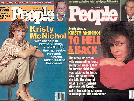 Kristy McNichol Wants to 'Be Open About Who I Am'| Kristy McNichol
