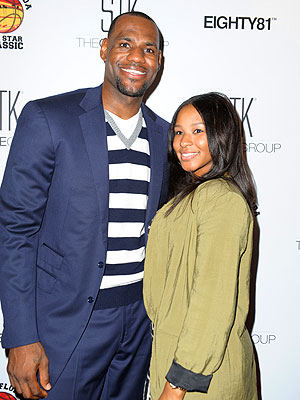 Savannah Brinson, LeBron James Are Engaged