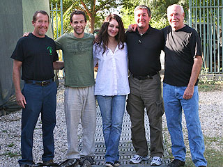 Revenge's Madeleine Stowe Blogs from Haiti| Celebrity Blog, Revenge, Good Deeds, Madeleine Stowe
