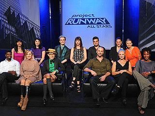 Which Designer Are You Rooting For on Project Runway: All Stars?