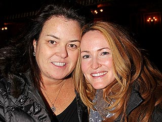 Surprise! Rosie O'Donnell & Michelle Rounds Are Married | Michelle Rounds, Rosie O'Donnell