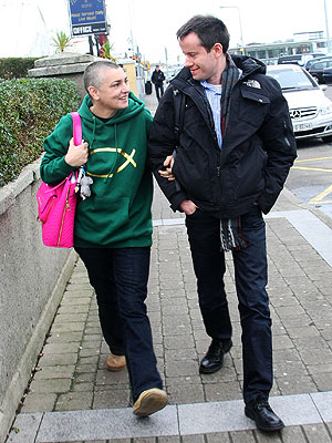 Sinead O&#39;Connor Reunites with Husband After Announcing Divorce