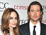 Brad Pitt on Injury: &#39;It Was Just an Old Man Tripping&#39; | Angelina Jolie, Brad Pitt