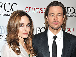 Brad Pitt on Injury: 'It Was Just an Old Man Tripping' | Angelina Jolie, Brad Pitt