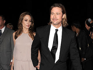 Brad Pitt Injured in Fall While Carrying Viv | Brad Pitt