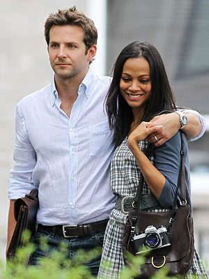 Bradley Cooper, Zoe Saldana Dating?