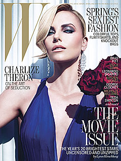 Charlize Theron: I Was a 'Maniac' In a Catsuit at First Audition | Charlize Theron