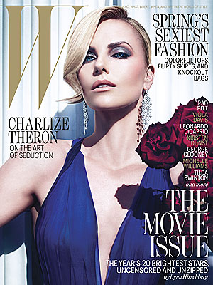 Charlize Theron: I Was a 'Maniac' In a Catsuit at First Audition