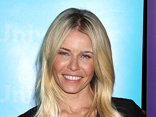 Chelsea Handler Denies Having Breast Implants