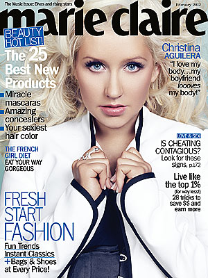 Christina Aguilera Calls 2011 a 'Rough Year'| Christina Aguilera