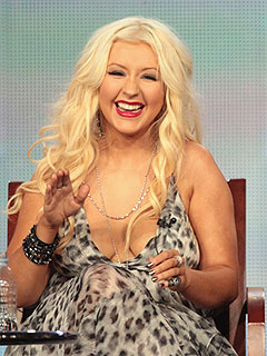Christina Aguilera Is Called a 'B––––' by The Wanted | Christina Aguilera