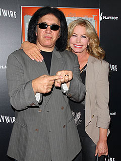 Gene Simmons and Shannon Tweed Prefer Sex Over Romance