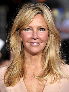 Heather Locklear Is Under a Doctor's Care: Source | Heather Locklear