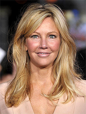 Heather Locklear Not in Rehab