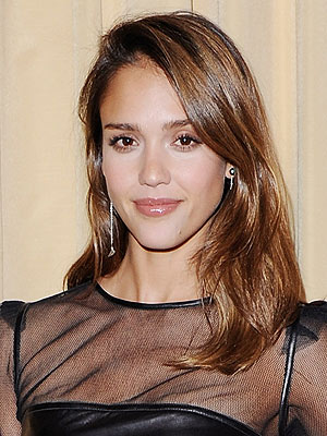 Jessica Alba Post-Baby Workout