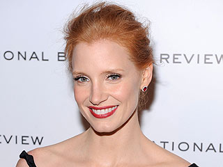 Why Jessica Chastain Wants to Stay 'Really Quiet' About Her Boyfriend | Jessica Chastain