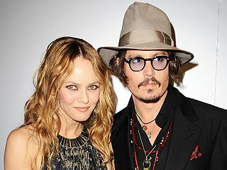 It's Official: Johnny Depp & Vanessa Paradis Have Split | Johnny Depp, Vanessa Paradis