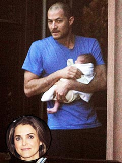PHOTO: See Keri Russell&#39;s Newborn Willa
