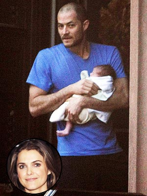 Keri Russell's Daughter Willa Lou: First Photo