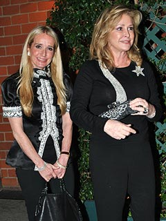 PHOTO: Kim Richards Steps Out Post-Rehab | Kathy Hilton, Kim Richards