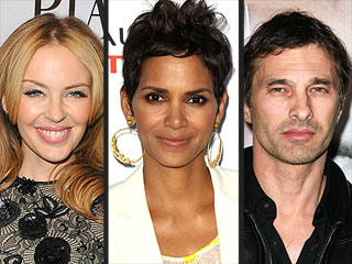 Kylie Minogue Congratulates Olivier Martinez & Halle Berry on Engagement