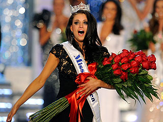 Miss Wisconsin Crowned Miss America
