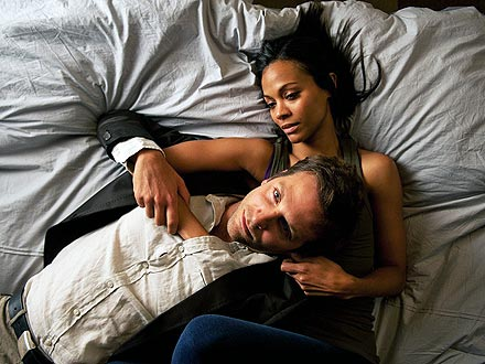 Bradley Cooper and Zoe Saldana: More Than Just Costars?| Couples, Bradley Cooper, Zoe Saldana