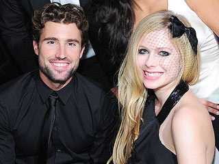 Avril Lavigne Tweets Her 'Luv' for Brody Jenner | Avril Lavigne, Brody Jenner