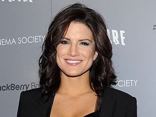 Gina Carano Gets Physical with the Hottest Guys in Hollywood