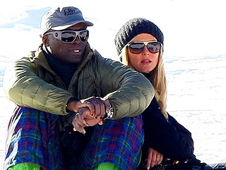 Aspen Vacation Was the Final Straw for Heidi & Seal | Seal, Heidi Klum