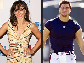Karina Smirnoff Wants Tim Tebow on Dancing with the Stars | Karina Smirnoff, Tim Tebow