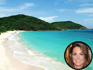 Kate and William on Mustique for Another Vacation