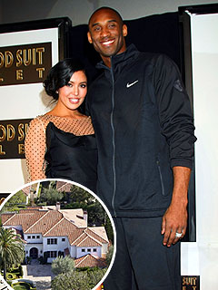 Kobe Bryant's Wife to Get All Three Houses, Worth $18.8 Million | Kobe Bryant