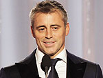 Golden Globe Winner Matt LeBlanc Reveals His Lucky Charm