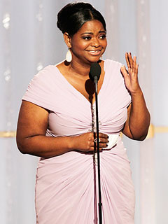 Octavia Spencer Honors Dr. King in Timely Globes Acceptance Speech