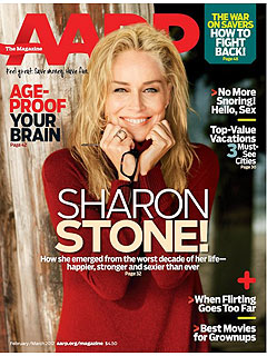 Sharon Stone Thought She&#39;d &#39;Never Be Pretty Again&#39; After Brain Hemorrhage | Sharon Stone