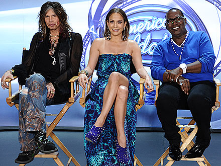 American Idol: Hollywood Week Begins| American Idol, Jennifer Lopez, Randy Jackson, Steven Tyler, Actor Class
