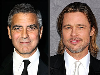 What the Stars Will Eat (and Drink) at the SAG Awards | Brad Pitt, George Clooney