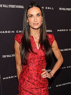 Demi Moore Is in a Treatment Facility: Source | Demi Moore