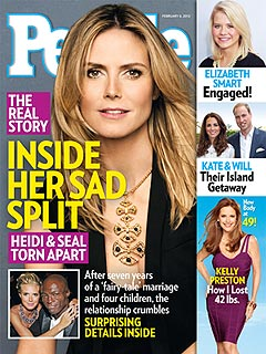 Why Heidi & Seal Put on 'Perfect Couple' Front | Heidi Klum