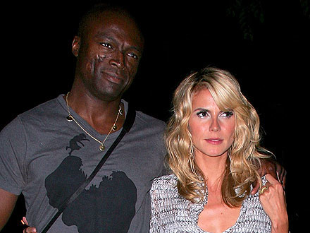 Heidi Klum & Seal: No Plans to Get Back Together