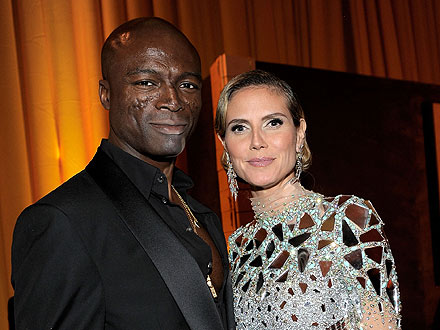 Heidi Klum, Seal Divorce Filed