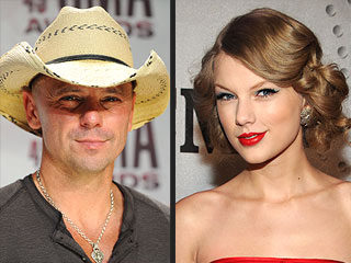 Kenny Chesney, Jason Aldean Lead ACM Nominations | Kenny Chesney, Taylor Swift
