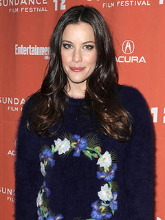 Liv Tyler Gives Big Thumbs-Up to Her Father's Fiancée | Liv Tyler