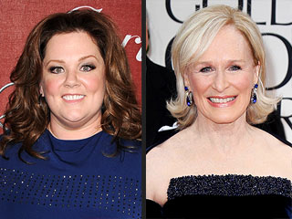 Melissa McCarthy Will Try Not to Swear at Glenn Close at Oscars | Glenn Close, Melissa McCarthy