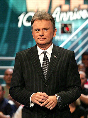 Pat Sajak: I've Been Drunk on Wheel of Fortune | Pat Sajak